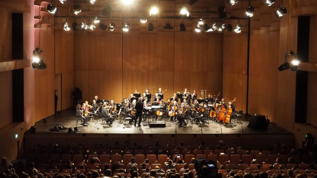 Orchester da la Svizra Taliana