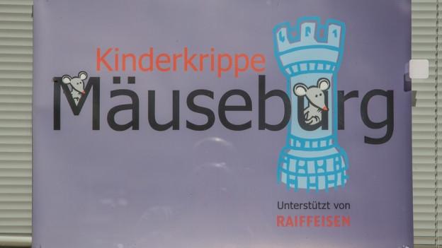 Il logo da la l'uniun Mäuseburg.