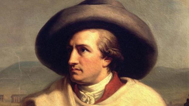 Johann Wolfgang von Goethe - poet e scribent
