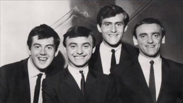 la band da Liverpool
