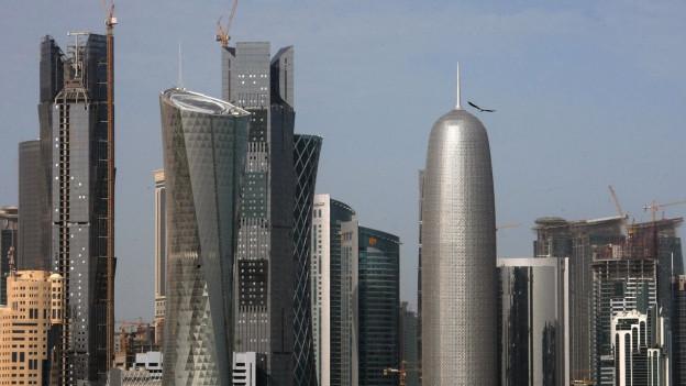 Doha – la chapitala da l'emirat Katar.