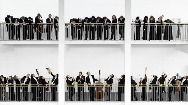 L'orchester da chombra da Lausanne