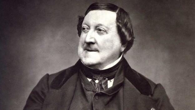 Il cumponist-cuschiner Rossini