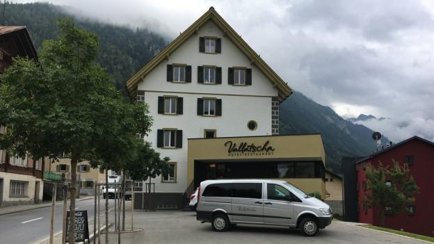 Hotel Vallatscha a Curaglia
