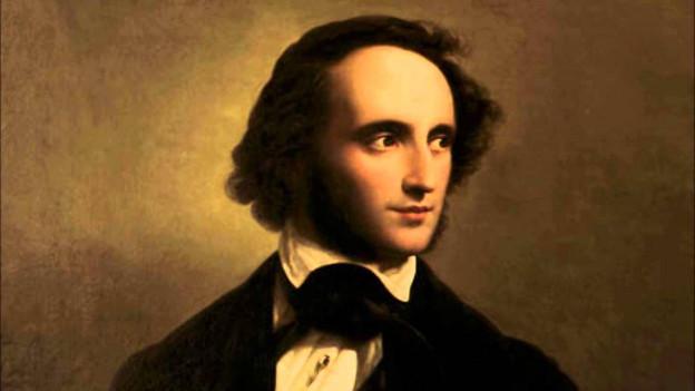 Portret da Felix Mendelssohn