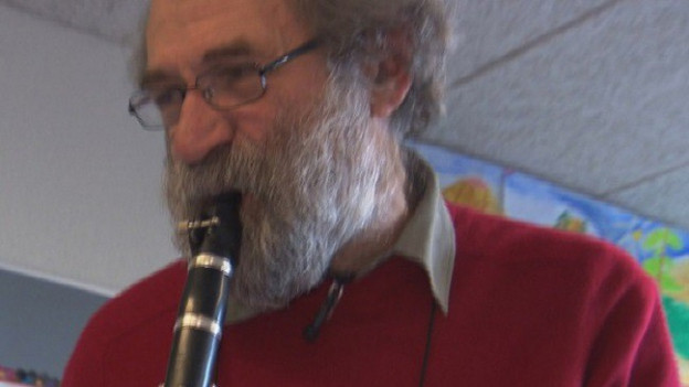 Dominic Janett ha survegni il 1991 la clav d'aur da violina.