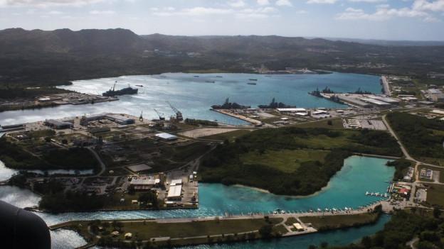 L'insla Guam.