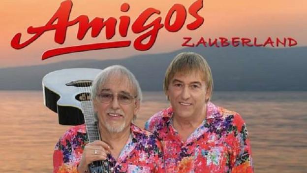 Il cover dal nov disc dals Amigos