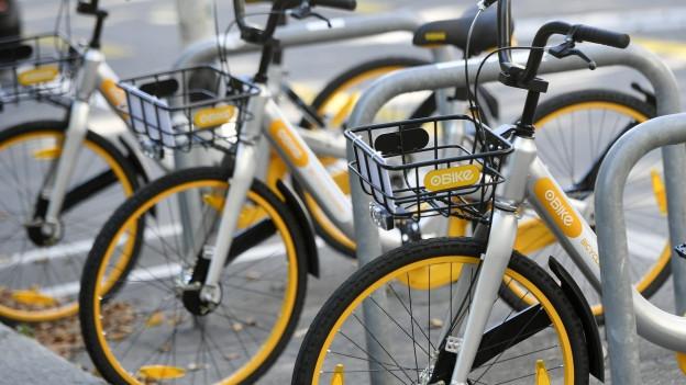 Ils velos da la firma O-Bike han procurà per gronda critica.