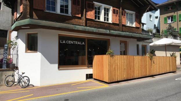 Il nov café «La centrala» a Mustér