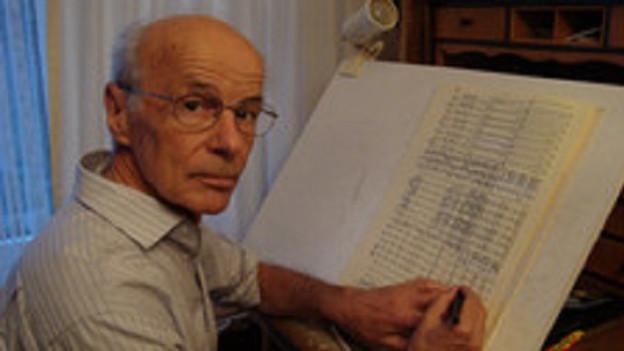 Il cumponist Gion Antoni Derungs