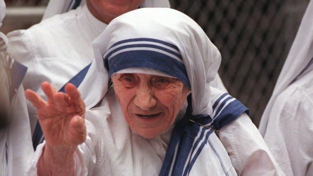 Mamma Teresa.
