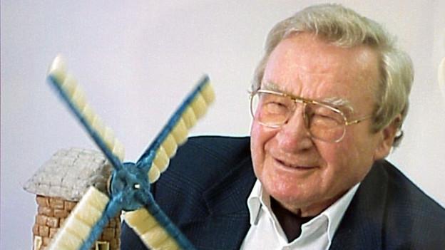 Arthur Fischer, l'inventader dal darschun.