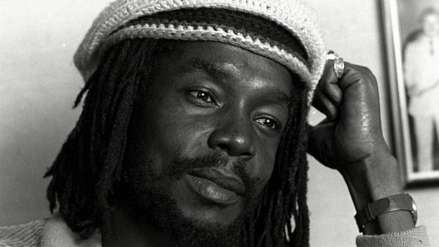 musicist da reggae da Jamaica
