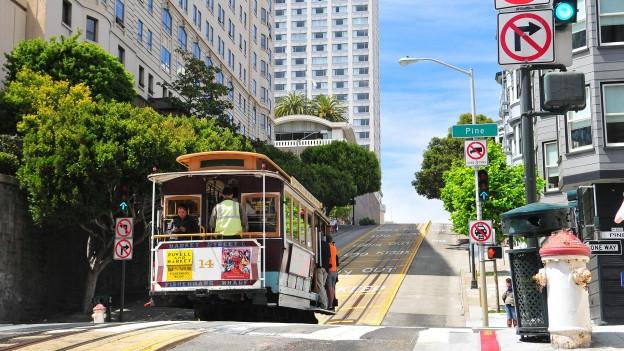 Las vias da San Francisco