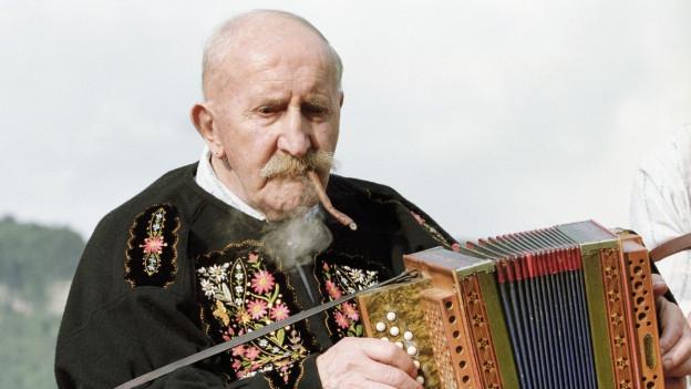 Muiscant e cumponist legendar dal chantun Sviz
