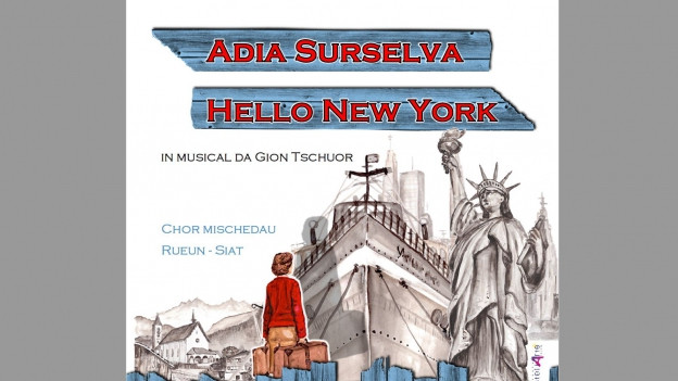 Adia Surselva - Hello New York