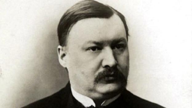 Purtret dad Alexej Glasunow