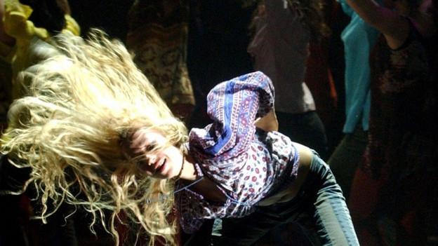Anc adina è il musical Hair populars.