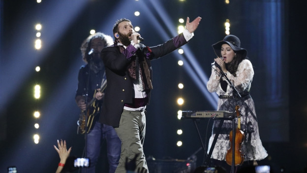 The Strumbellas tar ils Juno Awards ad Ottawa