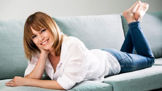 Francine Jordi sin canapé