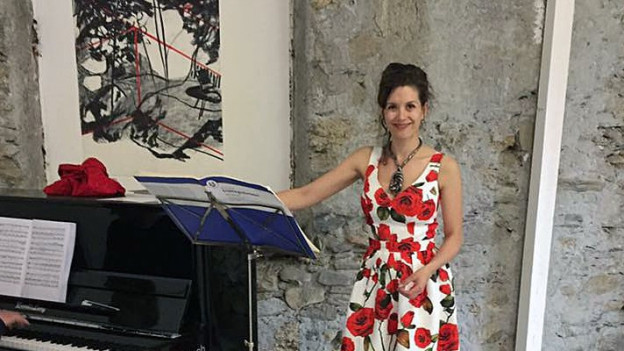 Quirina Lechmann – sopranista cun gust d'experimentar