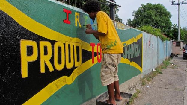 Jamaica la terra dal reggea.