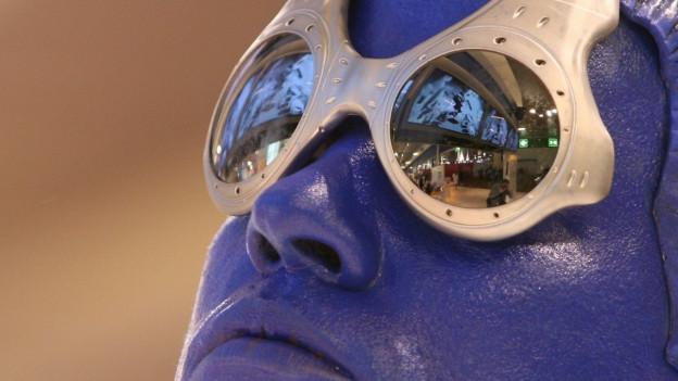 Visurs digitals sa resplendan en egliers da visualisaziun simulada