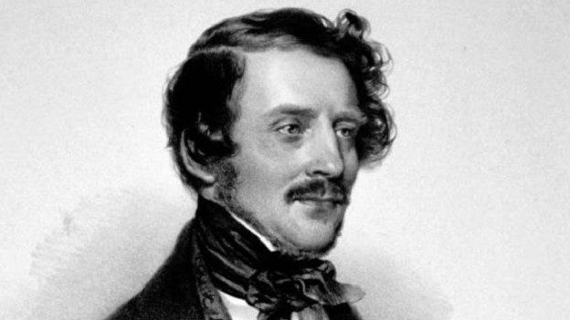 Gaetano Donizetti - in purtret