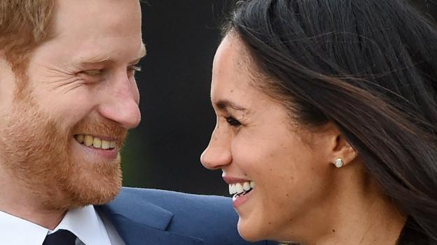 Prinzi Harry e Megan Markle vulan maridar primavaira 201