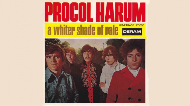 Cover da la single da Procol Haram
