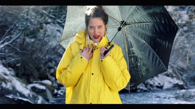 Bibi Vaplan en il video tar «Milli bels daguottins»