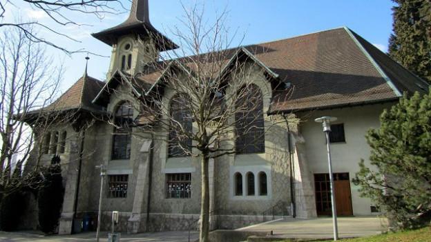 baselgia da Chailly Lausanne