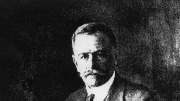 Carl Spengler, il fundatur da la Cuppa Spengler.