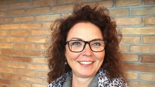 Sandra Brunner-Decurtins.