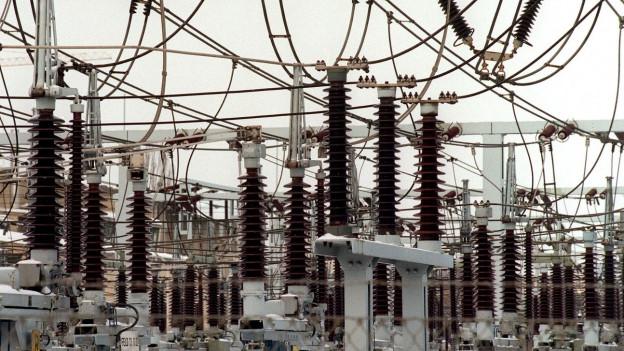 Forza electrica ed ieli per stgodar