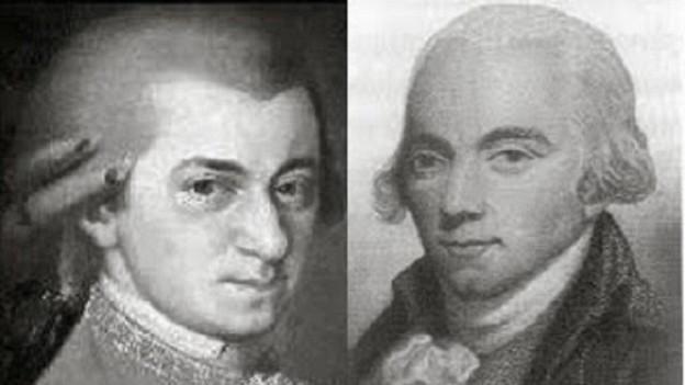 Mozart e Clementi - dus virtuos al clavazin