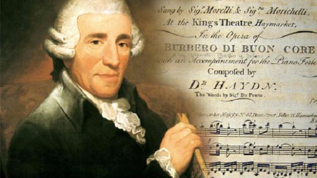Il cumponist Joseph Haydn