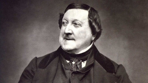Il talian Gioacchino A. Rossini