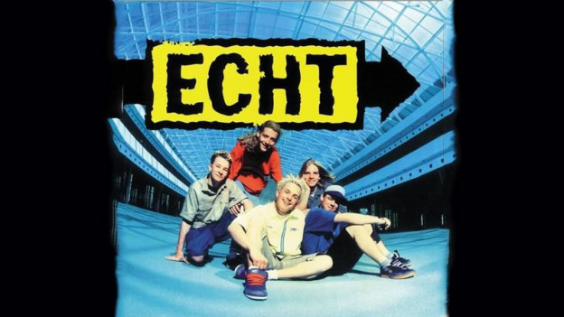 Cover dal album da la gruppa Echt