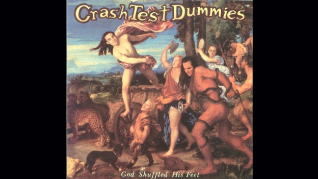 Cover da l'album «God Shuffled His Feet» dals Crash Test Dummies