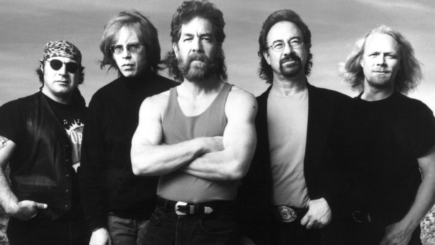 La gruppa americana Creedence Clearwater Revival