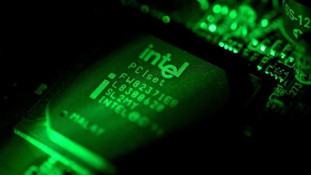 In chip da Intel.