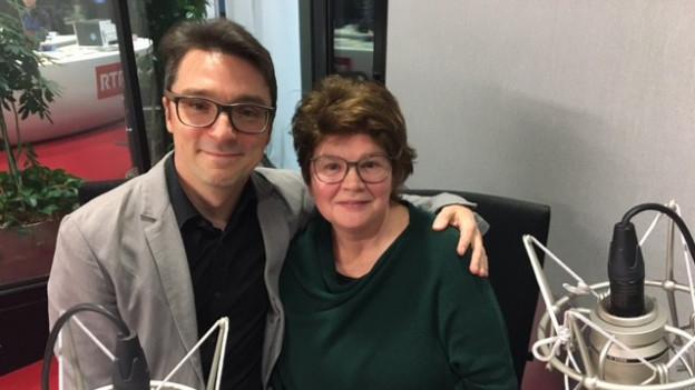 Olga e Sergej Schmid.