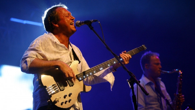 La band dal bassist Mark King