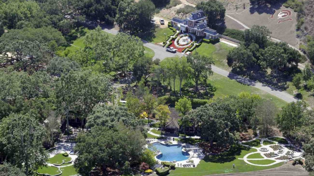 «Neverland» il bain da Michael Jackosn è anc venala