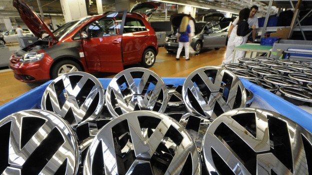 VW in dals pli gronds concerns d'automobils.