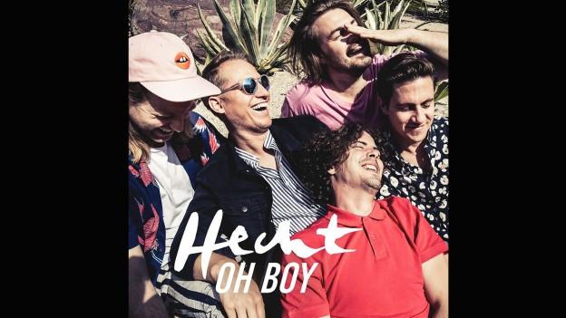 L'album nov da la gruppa Hecht