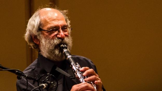 Clarinettist e cumponist grischun