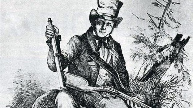 Gian Marchet Colani – Il «Raig del Bernina».